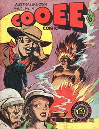 Cooee Comic (Fatty Finn, 1950? series) v1#4 — Untitled (Cover)
