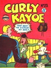 Curly Kayoe (New Century, 1951? series) #23 ([October 1952?])