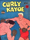 Curly Kayoe (New Century, 1951? series) #45 ([August 1954?])