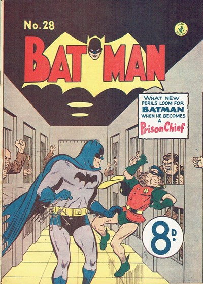 Batman (Colour Comics, 1950 series) #28 ([September 1952])