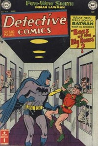 Detective Comics (DC, 1937 series) #169 (March 1951)