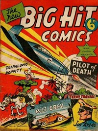 The New Big Hit Comics (Frank Johnson, 1945?)