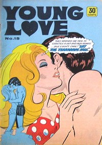 Young Love (Colour Comics, 1970 series) #15