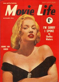 Adam and Eve Featuring Movie Life (Southdown Press, 1946? series) v8#5 (1 November 1954)