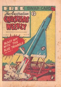 The Australian Chucklers Weekly (Molly Dye, 1959? series) v6#4