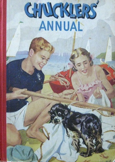 Chucklers' Annual (Consolidated, 1957? series)  (1959)