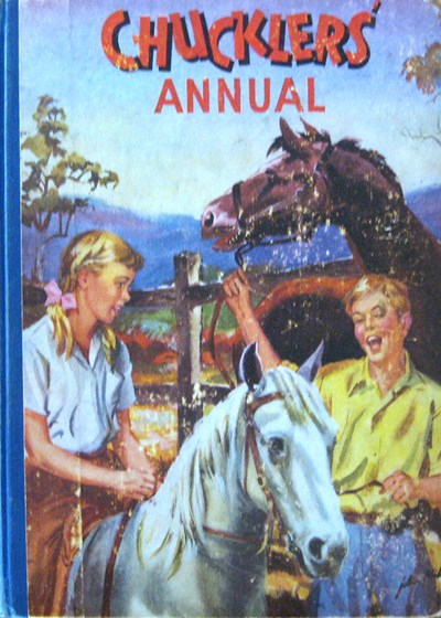Chucklers' Annual (Consolidated, 1957? series)  ([1957?])