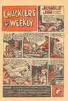 Chucklers' Weekly (Consolidated Press, 1954? series) v1#36 (31 December 1954)