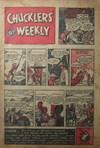 Chucklers' Weekly (Consolidated Press, 1954? series) v1#8 (18 June 1954)