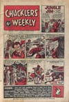 Chucklers' Weekly (Consolidated Press, 1954? series) v1#27 (29 October 1954)