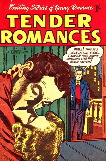 Tender Romances (Magman, 1955?)  ([1955?])