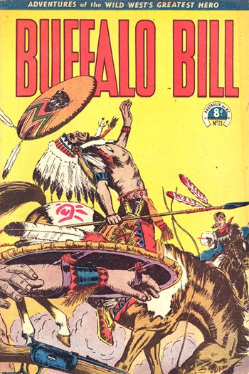 Buffalo Bill (Transport, 1952? series) #21  ([October 1952?])