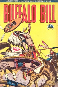Buffalo Bill (Transport, 1952? series) #21 — Untitled (Cover)