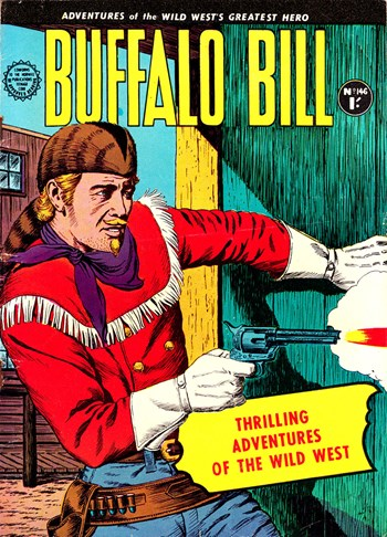 Buffalo Bill (Horwitz, 1965 series) #146  (November 1965)