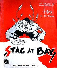 Stag at Bay (Myers, 1945) #7