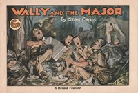 Wally and the Major [Herald] (Herald and Weekly Times, 1942? series) #3 ([December 1944?])