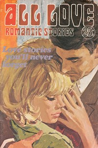 All Love Romantic Stories (Sport Magazine, 1972 series) #4 ([1973?])