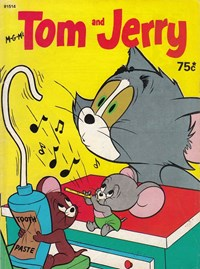 M-G-M's Tom and Jerry (Rosnock, 1985) #R1514 — Untitled