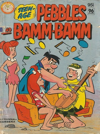 Teen-Age Pebbles and Bamm-Bamm