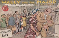 Wally and the Major [Herald] (Herald and Weekly Times, 1942? series) #8 — Untitled