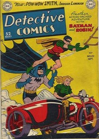 Detective Comics (DC, 1937 series) #151 (September 1949)