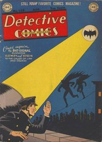 Detective Comics (DC, 1937 series) #150 (August 1949)