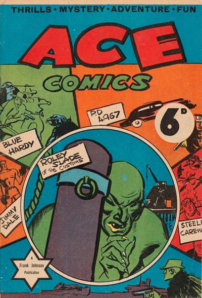 Ace Comics (Frank Johnson, 1940)  ([November 1940])