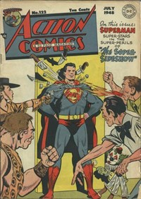 Action Comics (DC, 1938 series) #122 (July 1948)
