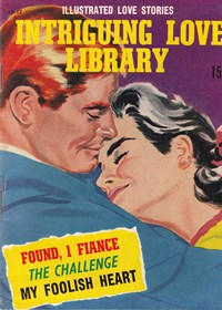 Intriguing Love Library (Jubilee, 1969) #49-17 — Untitled