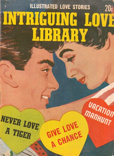 Intriguing Love Library (Jubilee, 1972) #3238 ? ([January 1973])