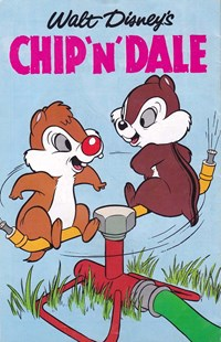 Untitled [Back cover], Page 1—Walt Disney's Chip 'n' Dale (Magman, 1984? series) #CND 1  ([1984?])