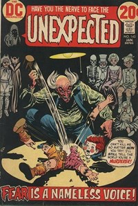 The Unexpected (DC, 1968 series) #143 (January 1973)