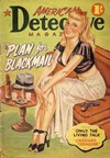 American Detective Magazine (Cleveland, 1951 series) #9 (September 1952) —Plan for Blackmail