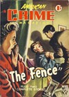 American Crime Magazine (Cleveland, 1953 series) #23 (January 1955) —The Fence