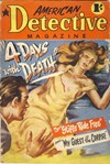 American Detective Magazine (Cleveland, 1951 series) #4 (February 1952) —4 Days with Death
