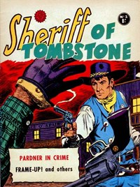 Sheriff of Tombstone (Horwitz, 1959 series) #2 — Pardner in Crime