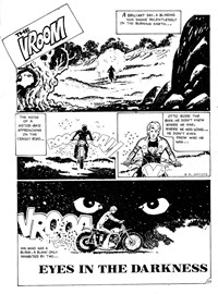 Planet Series 2 (Murray, 1979 series) #10 — Eyes in the Darkness (page 1)