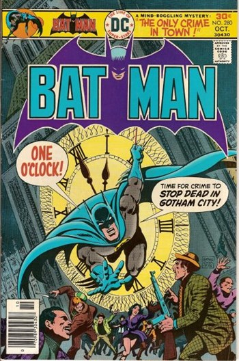 Batman (DC, 1940 series) #280 (October 1976)