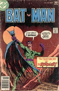 Batman (DC, 1940 series) #292 — Untitled