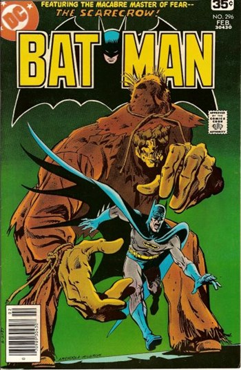 Batman (DC, 1940 series) #296 (February 1978)