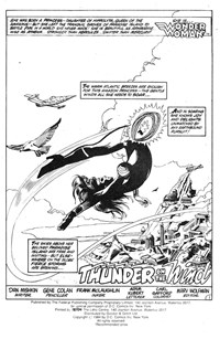 Adventure (Federal, 1983 series) #3 — Thunder on the Wind (page 1)