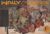Wally and the Major [Sun] (Herald and Weekly Times, 1942? series) #18 — Untitled