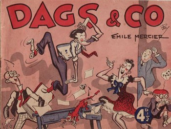 Dags & Co (Consolidated Press, 1943? series)  ([1943])