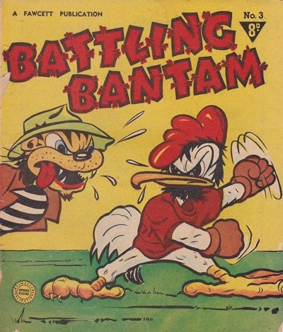 Battling Bantam (Cleland, 1952? series) #3 ([1952?])