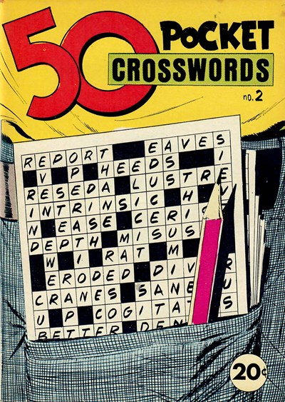 50 Pocket Crosswords (Yaffa/Page, 1971? series) #2 ([1971?])