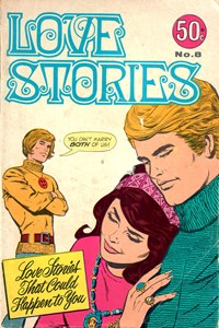Love Stories (Colour Comics, 1970? series) #8 ([1972?])