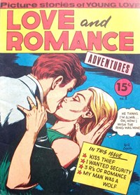 Love and Romance Adventures (Yaffa/Page, 1975? series) #1 — Untitled