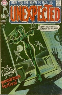 The Unexpected (DC, 1968 series) #122 (December-January 1971)