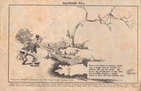Saltbush Bill Cartoon Fun on the Farm (Sungravure, 1947 series) #16 — Saltbush Bill (page 1)
