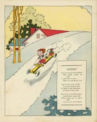 "The ""Sunbeams"" Book (ANL, 1924 series) #8 — Ginge (page 1)"